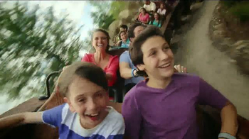 Disney World Seven Dwarfs Mine Train TV Spot, 'Heigh-Ho'