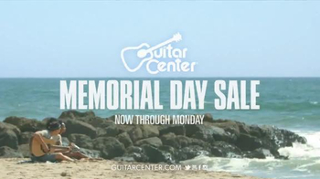 guitar center memorial day sale tv commercial 39 play 39 song by the wild feathers. Black Bedroom Furniture Sets. Home Design Ideas