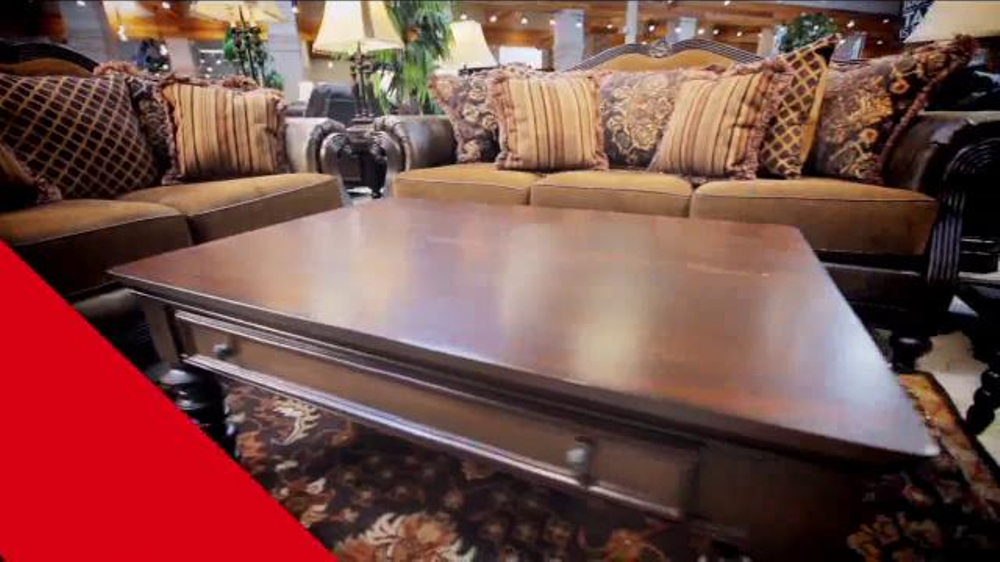 ashley furniture homestore tv spot screenshot 6