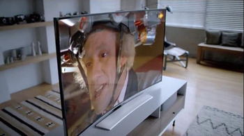 Samsung Curved UHD TV TV Spot, 'You Need to See This'