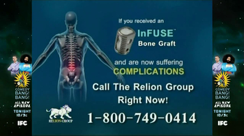 Relion Group TV Spot, 'Bone Graft' - Thumbnail 3
