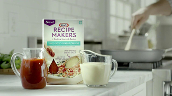 Kraft Recipe Makers TV Spot, 'Get Your Chef Together' - Thumbnail 10