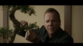 Jose Cuervo Especial Silver TV Spot, 'No Regrets' Feat. Kiefer Sutherland