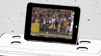 Xfinity Watch ESPN TV Spot, 'Tailgating'