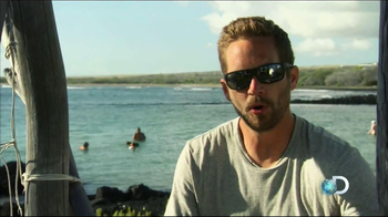 Discovery Channel Save the Sharks TV Spot Featuring Paul Walker - Thumbnail 3