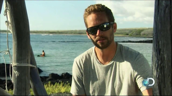 Discovery Channel Save the Sharks TV Spot Featuring Paul Walker - Thumbnail 9