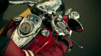 2014 Indian Chief Motorcycle TV Spot, 'Stop' - Thumbnail 3