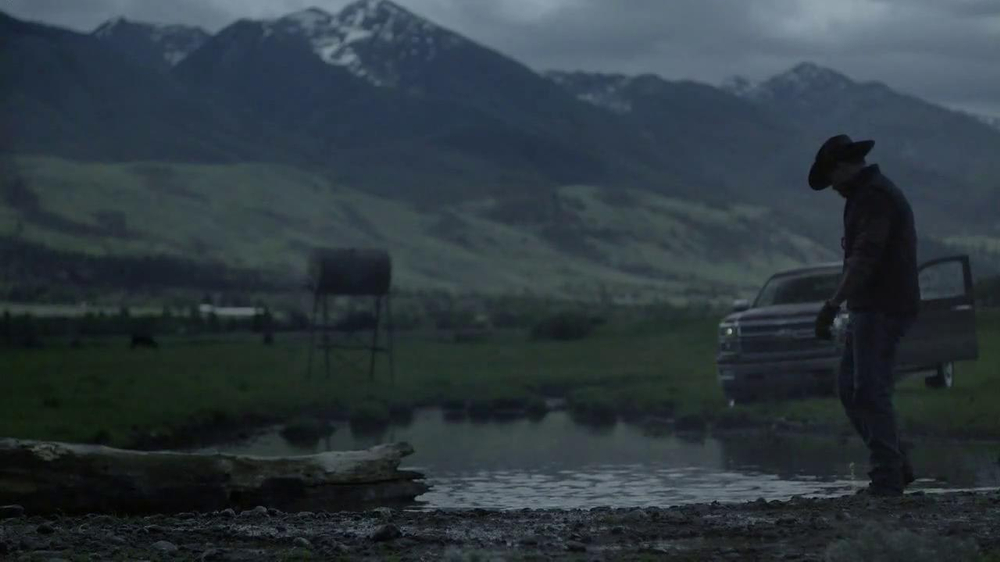 Chevrolet Silverado TV Commercial, 'A Man and His Truck ...