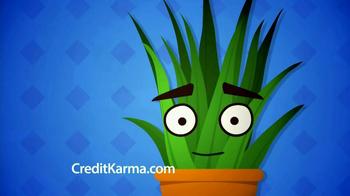Credit Karma TV Spot, 'Talking Plant'