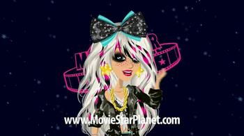 MovieStarPlanet.com TV Spot, 'Roxy'