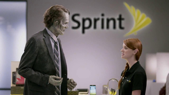 Sprint Unlimited, My Way TV Spot, 'Zombie' - Thumbnail 4