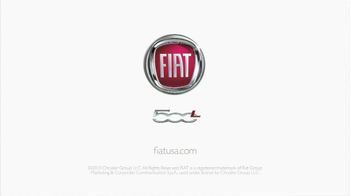 FIAT 500L TV Spot, 'Authentic Italian Family' - Thumbnail 9