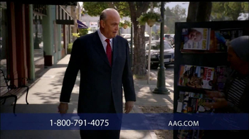 American Advisors Group TV Spot, 'Too Good' Featuring Fred Thompson - Thumbnail 3
