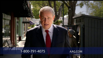 American Advisors Group TV Spot, 'Too Good' Featuring Fred Thompson - Thumbnail 5