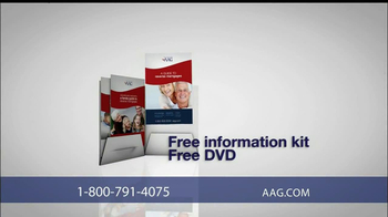 American Advisors Group TV Spot, 'Too Good' Featuring Fred Thompson - Thumbnail 8
