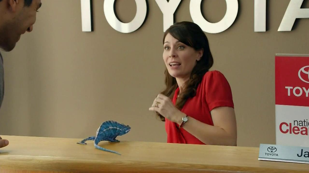 Toyota Clearance Event TV Commercial, 'Chameleon' - iSpot.tv