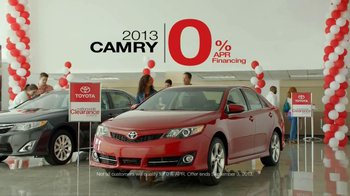 Toyota Clearance Event TV Spot, 'Chameleon' - Thumbnail 9