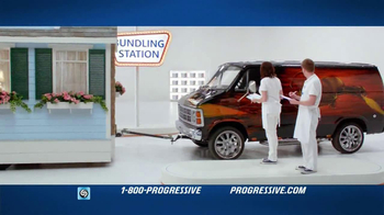 Progressive TV Spot 'RV Bundling'