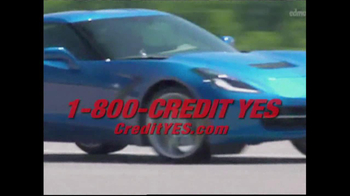 Credit YES TV mercial Bicycle iSpot