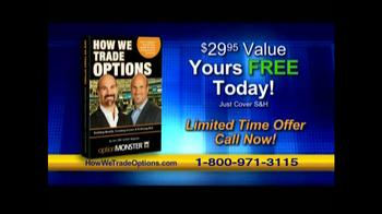 OptionMonster Holding Inc TV Spot - Thumbnail 9
