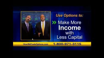 OptionMonster Holding Inc TV Spot - Thumbnail 4