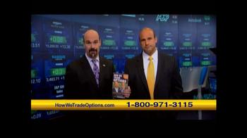 OptionMonster Holding Inc TV Spot - Thumbnail 8