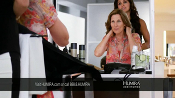 HUMIRA TV Spot, \'Salon\'