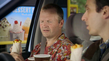 Sonic Drive-In Red Button Roast TV Spot, 'Expressions' - Thumbnail 4