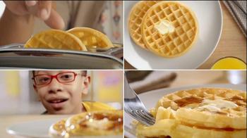 Kellogg's Eggo Waffles TV Spot, 'Picky Eater' - Thumbnail 7
