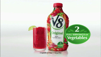 V8 Juice TV Spot, 'Personal Trainer' - Thumbnail 5