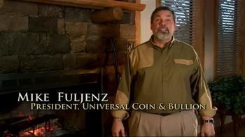 Universal Coin & Bullion TV Spot thumbnail