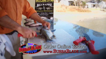 The Bubba Blade TV Spot thumbnail