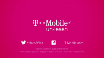 T-Mobile TV Spot, 'Day 319 of 730' Featuring Bill Hader - Thumbnail 10