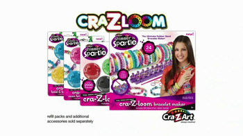 Cra-Z-Art Cra-Z-Loom TV Spot, 'Going Cra-Z' - Thumbnail 10