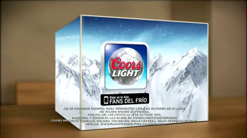 Univision Deportes TV Spot, 'Coors Light' - Thumbnail 6