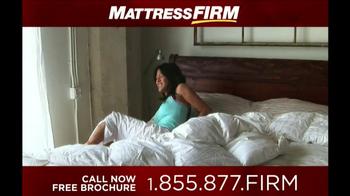 Mattress Firm Tempur-Pedic TV Spot - Thumbnail 1