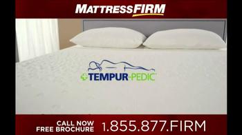 Mattress Firm Tempur-Pedic TV Spot - Thumbnail 10