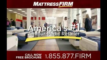 Mattress Firm Tempur-Pedic TV Spot - Thumbnail 3