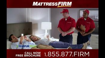 Mattress Firm Tempur-Pedic TV Spot - Thumbnail 5