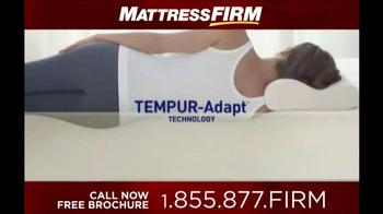 Mattress Firm Tempur-Pedic TV Spot - Thumbnail 6
