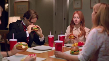 Wendy's Smoked Gouda Chicken Sandwich TV Spot, 'Fancy'