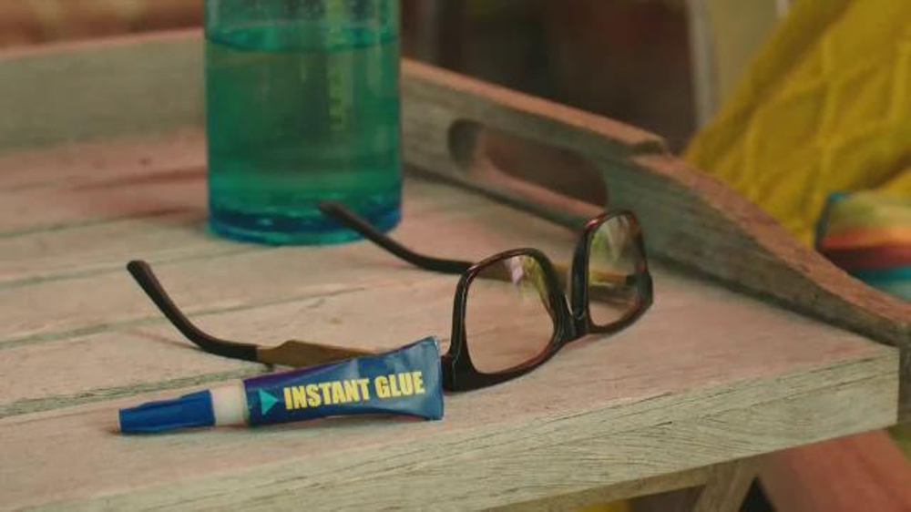 Gorilla Super Glue TV Commercial, Broken Glasses - iSpot.tv