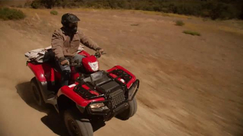 2015 Honda Foreman Rubicon & Rancher TV Spot, '4 By Fun'