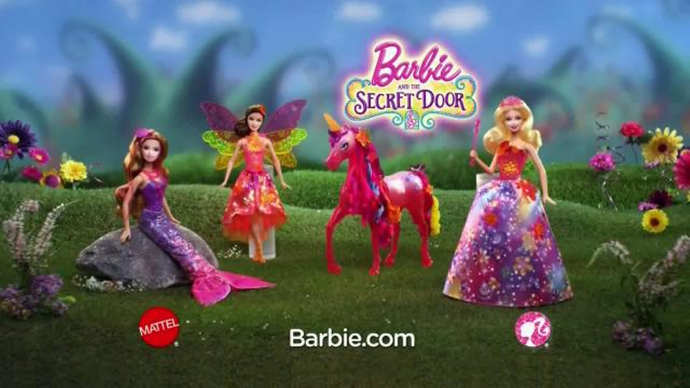 barbie and the secret door games 1
