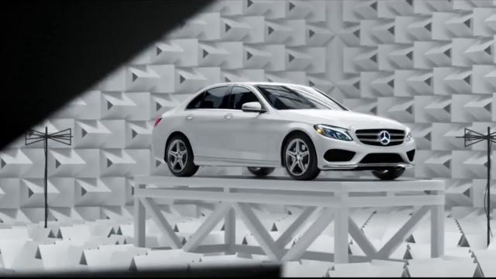 2015 mercedes benz c class tv commercial the choice ispottv - 2015 Mercedes Benz C Class White