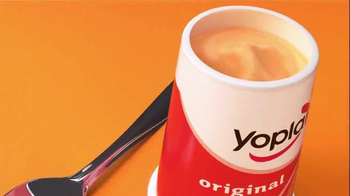 Yoplait Original Orange Creme TV Spot, 'Spoons' - Thumbnail 7