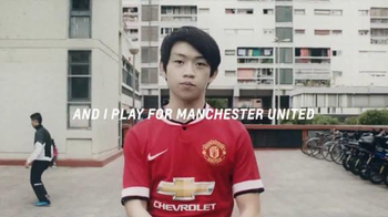 Chevrolet TV Spot, 'Play for Manchester United' Featuring Wayne Rooney