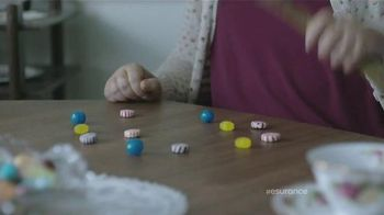 Esurance TV Spot, 'Shirlee: Candy Crush Enthusiast' - Thumbnail 1