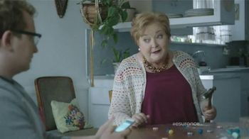 Esurance TV Spot, 'Shirlee: Candy Crush Enthusiast' - Thumbnail 5