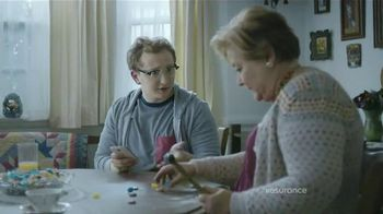 Esurance TV Spot, 'Shirlee: Candy Crush Enthusiast' - Thumbnail 6